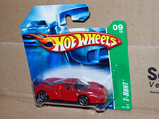 Enzo Ferrari rot rote Sitze T-Hunt '07 HW Hot Wheels Modell Auto Hotweel Car Rod