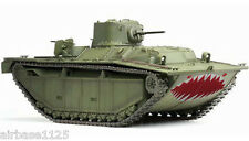 DRAGON ARMOR 1/72 LVT-(A)1 Sharks Mouth Pacific Theater Operations 1945 - 60522