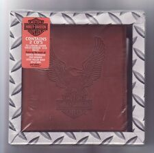 (CD) Road Songs Vol. 2 [Deluxe Ed.] / Harley-Davidson Leather CD Wallet / NEW