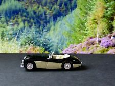 Corgi Solido Austin Healey 3000 with original box