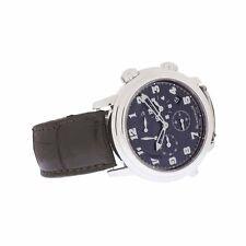 Men's S/S Blancpain Leman Reveil GMT, Ref. 2041-1120M-53B