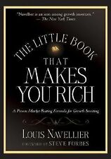 Louis Navellier - Little Book That Makes You Ric (2007) - Used - Trade Clot