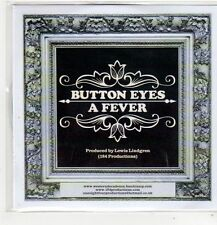 (FL456) Button Eyes, A Fever - 2014 DJ CD