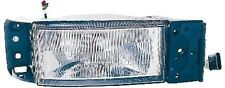FRONT HEADLIGHT IVECO EUROCARGO 1991-2003 RIGHT SIDE 500340503 reg. manual
