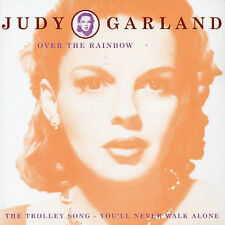 JUDY GARLAND: OVER THE RAINBOW - 24 GREATEST HITS CD! [2000] MINT!