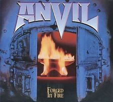 Forged in Fire [Slipcase] by Anvil (CD, Nov-2002, Attic)