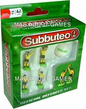 The New Subbuteo * REFEREE BOX SET * Ball * Paul Lamond * Football Figures