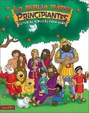 Beginners Bible La Biblia Para  Principiantes Historias Biblicas Para Ninos S