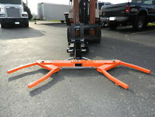 Fork Lift Wrecker Wheel lift Attachment by Minute Man