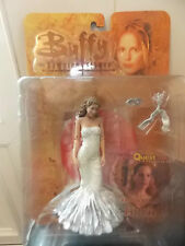 "BUFFY THE VAMPIRE SLAYER LTD EDITION ANYA 6"" ACTION FIGURE SEALED"