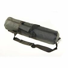 "Ex-Pro® Tripod Bag/Case foam padded 1680D Nylon - 28"" 70cm  x 12cm - Black"