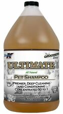 """ULTIMATE"" - DOUBLE K HIGH CONCENTRATE DOG SHAMPOO 3.8L"