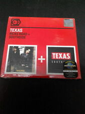 TEXAS 2-FOR-1 CD ALBUM