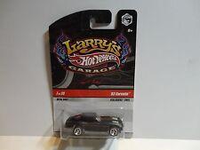 Hot Wheels Larry's Garage Black '63 Corvette CHASE