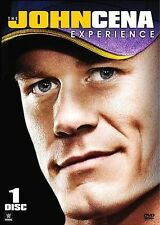 The WWE: The John Cena Experience (DVD, 2015) NEW