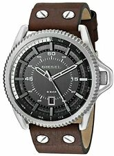 Diesel Men's DZ1716 Rollcage Analog Display Analog Quartz Black Watch