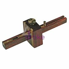 Hardwood Mortice Gauge 230mm Measuring Two Marking Spurs Carpentry Woodwork DIY