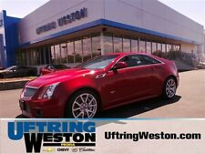 Cadillac: CTS 2DR CPE