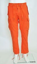 Nwt $185 Ralph Lauren RLX Explorer Ripstop Cargo Pants Trousers ~Orange *31-30