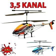 3.5 Kanal RC ferngesteuerter XXL Hubschrauber, 2,4GHz Helikopter-Modell,Heli,Neu