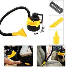 Useful 12V Wet & Dry Auto Vacuum Cleaner Mini Handheld Hoover Car Van Caravan