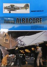 Warpaint Series No.52 - Fairey Albacore           40 Pages                 Book