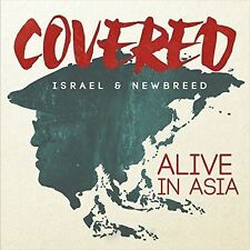 Israel & New Breed-Covered: Alive In Asia CD