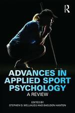 Advances in Applied Sport Psychology: A Review by Taylor & Francis Ltd (Paperbac