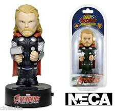 Body Knocker Avengers Age of Ultron Thor Solar Powered 15 cm by NECA
