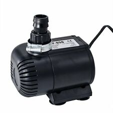 710 GPH Submersible Pump Aquarium Fish Tank Powerhead Fountain Water Hydroponic