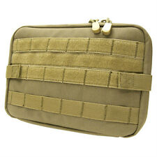CONDOR MOLLE Modular Tactical Nylon T&T T and T Pouch ma54  - COYOTE TAN
