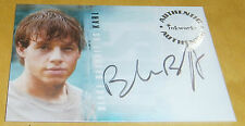 LOST SEASON 3 AUTOGRAPH CARD - BLAKE BASHOFF AS KARL - A-32