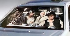 New Plasticolor Star Wars Car Sunshade Visor Cover Auto Windshield Free Shipping