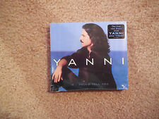Yanni - If I Could Tell You CD New & Sealed. FREE SHIPPING!