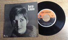 1er EP 45 tours Luce Klein Dites-le à Jean 1961 EXC