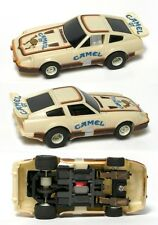 1983-89 TYCO 440-X2 Datsun 280-ZX CAMEL GT Set Only Complete & Correct Nice Pc.