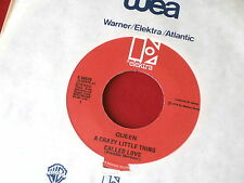 QUEEN~A CRAZY LITTLE THING CALLED LOVE~IMPORT~NEAR MINT~WEA SPREAD YOUR ~ POP 45