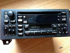 97 98 99 00 DODGE DAKOTA DURANGO RAM 1500 2500 CARAVAN CD RADIO CASSETTE PLAYER