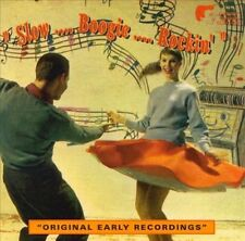 Slow Boogie Rockin' (CD, Collector Records)