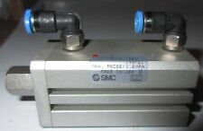 SMC Pneumatic Compact Cylinder CDQSKB16-30D Actuator non rotating auto-sw