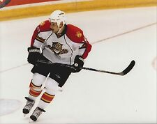 MARTY REASONER 8X10 PHOTO FLORIDA PANTHERS NHL PICTURE