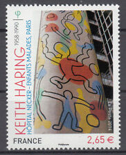 France neuf ** TG 2014 YT 4901 Série artistique. Keith Haring (1958-1990)