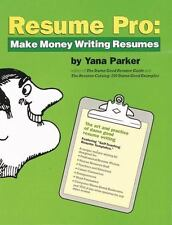 Resume Pro: Make Money Writing Resumes