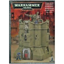 IMPERIAL BASTION BIG-Building! Imperial Terrain Set-Games Workshop Warhammer 40K