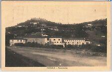 CARTOLINA d'Epoca - FIRENZE provincia : FIESOLE - Panorama  1928