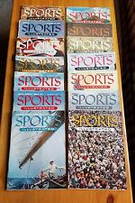 Sports Illustrated 1954 Complete Set Of Commons 14 Mags High Grade!!!
