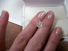 Huge 2.62 ct. VS1 Emerald Cut Loose Diamond Solitaire with GIA