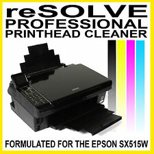 reSOLVE - Professional PrintHead Cleaning Kit for the Epson SX515w