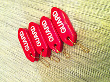 "1 Lifeguard Rescue tube Keychain ""The Original"" by Safety"
