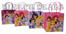 20 Disney Princess Party Favors Gift Toy Bags Birthday Candy Treat Loot Bag Sack